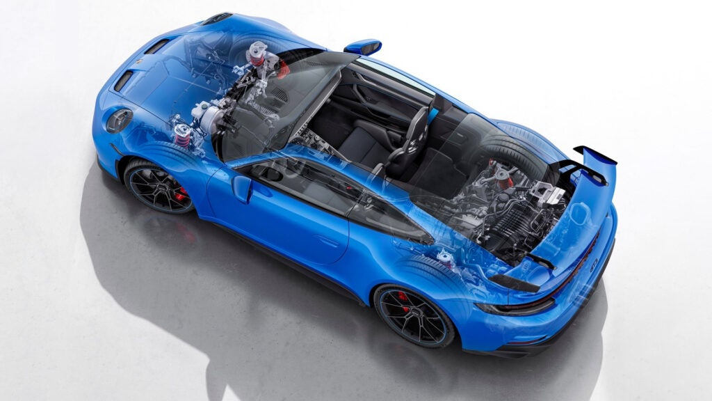 The Significance of Double Wishbone Suspension, Which Miatas and Civics Had Before the 911 GT3