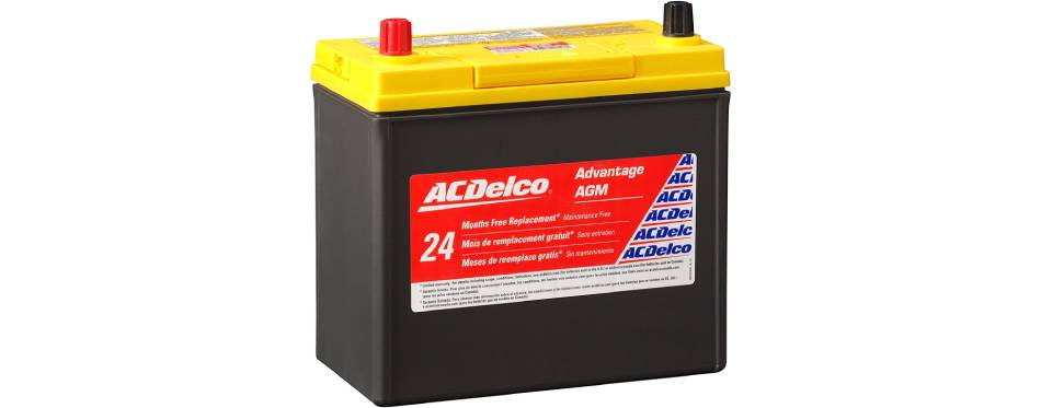 ACDelco Gold B24R Hybrid Vehicle Battery