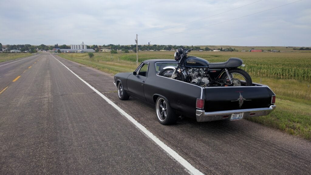 This Modded El Camino Is an Incredibly Versatile Track-Run Daily Driver