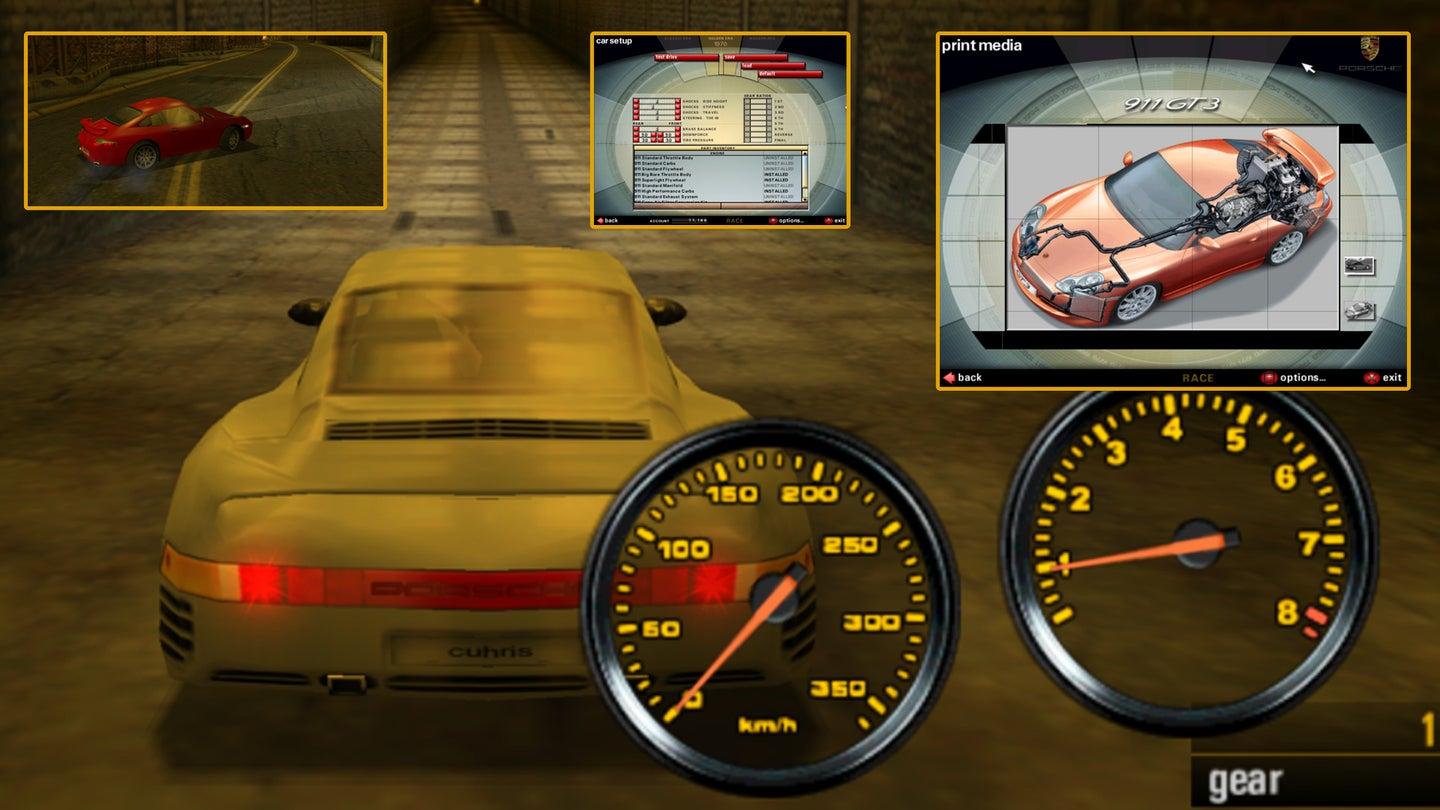 Need for Speed: Porsche Unleashed Is Still Fun To Play 21 Years After Its Release