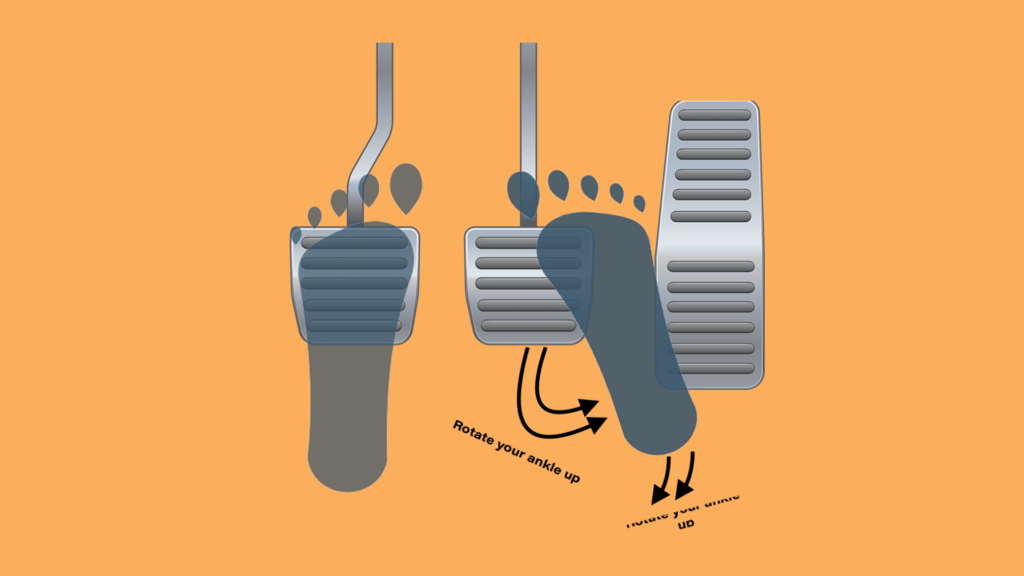 Here Are Three Different Ways To Heel-and-Toe Shift