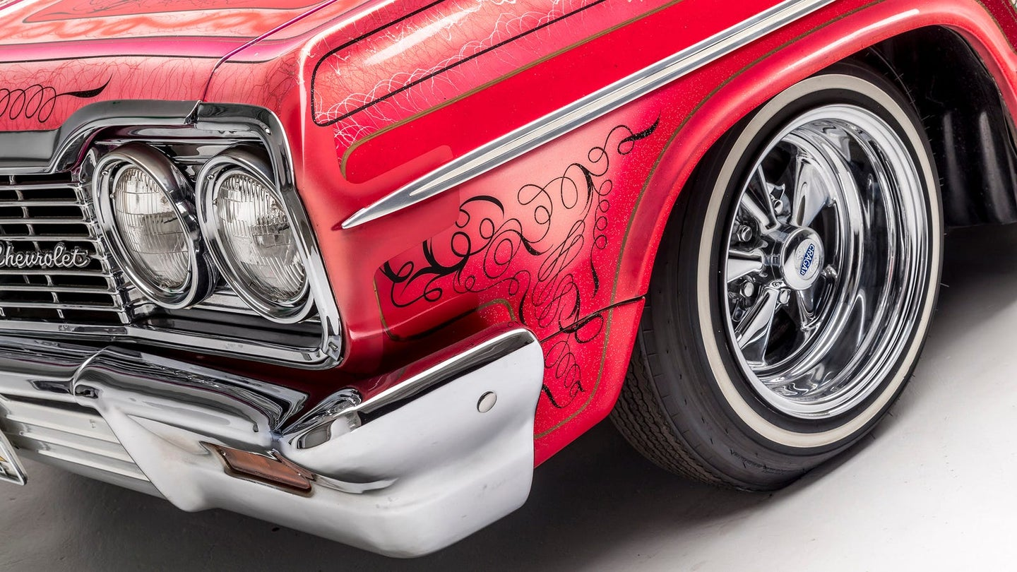On 6/4 It Feels Right To Honor the Old Chevy Impala