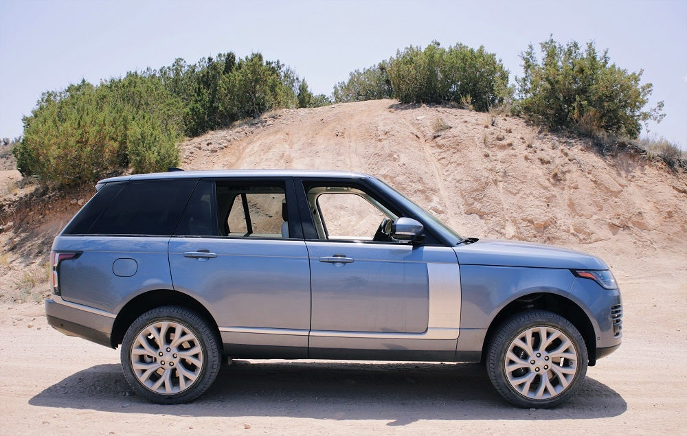 2021 Range Rover P400 HSE: Amazing Off-Road Ability Even With 5,000 Pounds of Luxury and All-Season Tires