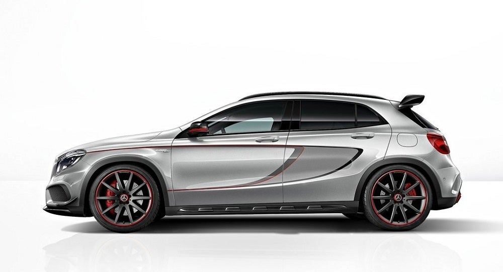 The Mercedes-AMG GLA 45 Is Turning Into a High-Performance Bargain