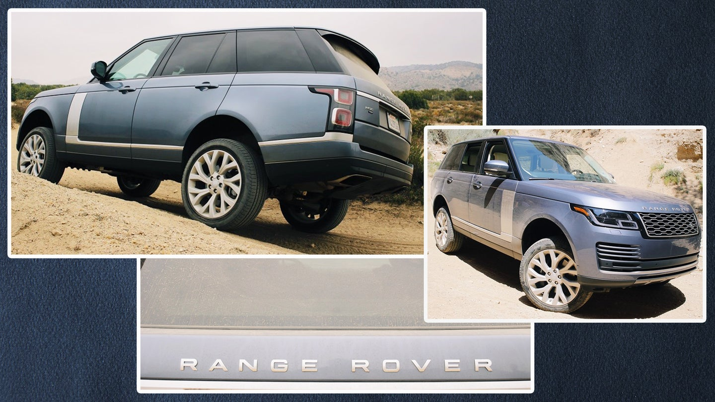 2021 Land Rover Range Rover P400 HSE Westminster Edition