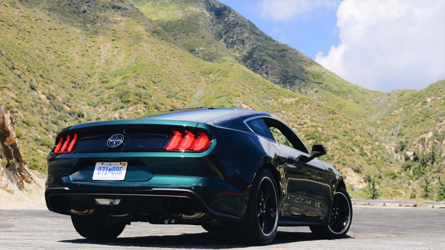 The Mustang Bullitt Is Best Appreciated With a Smooth Jazz Accompaniment to Its Exhaust Note