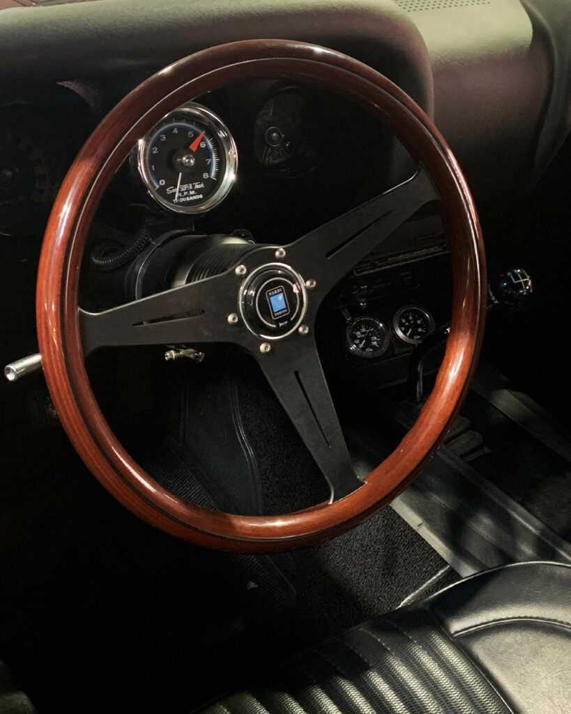 I Really Love the Subtle Rage of This 1969 Burgundy Mustang