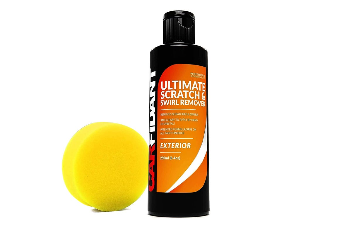 The Best Car Scratch Removers: Restore Your Car's Exterior