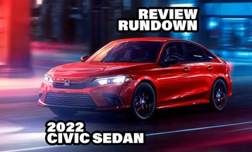The 2022 Honda Civic Sedan: First Impressions From Expert Car Reviewers