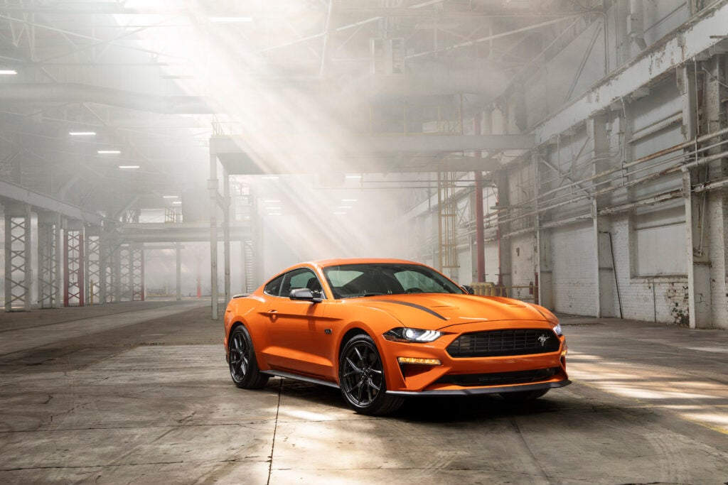 Ford Mustang S550: The Car Bible (2015-Present)