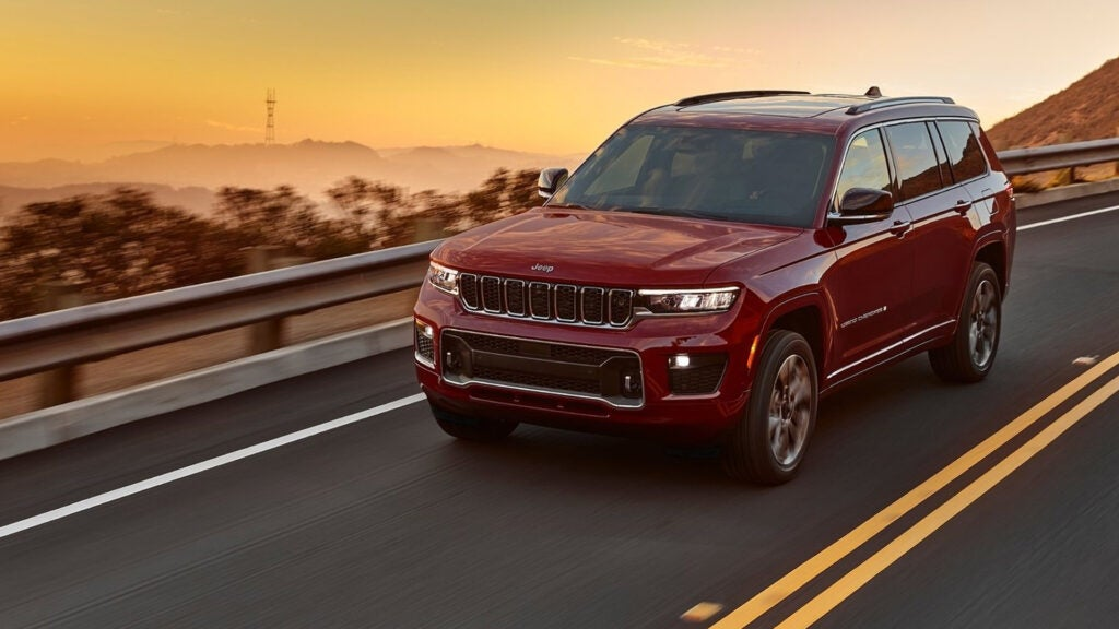 2021 Jeep Grand Cherokee L: First Impressions Are In, Here's What Reviewers Think