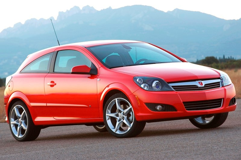 The 2008 Saturn Astra XR Could Be A Good Low-Budget Collector's Car These Days