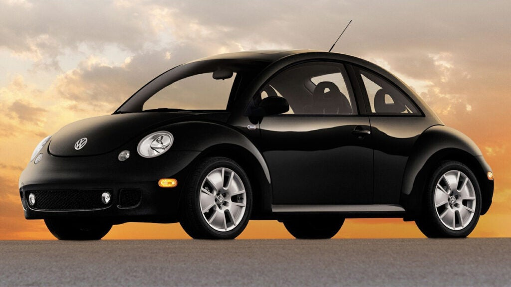 GTI Performance, Adorable Looks: The Volkswagen Beetle Turbo S Was a Real Thing