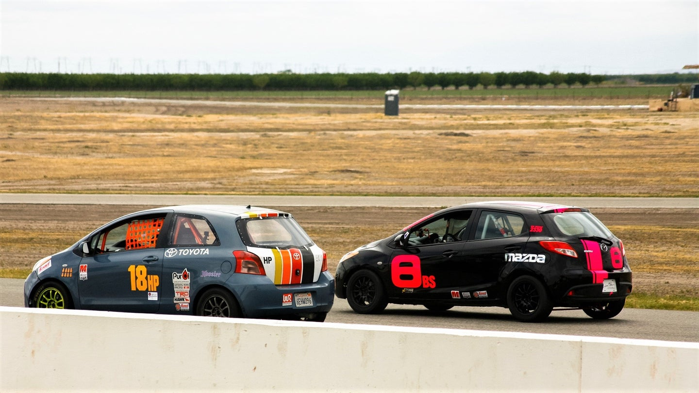 This Was One Epic 100-Horsepower Track Battle