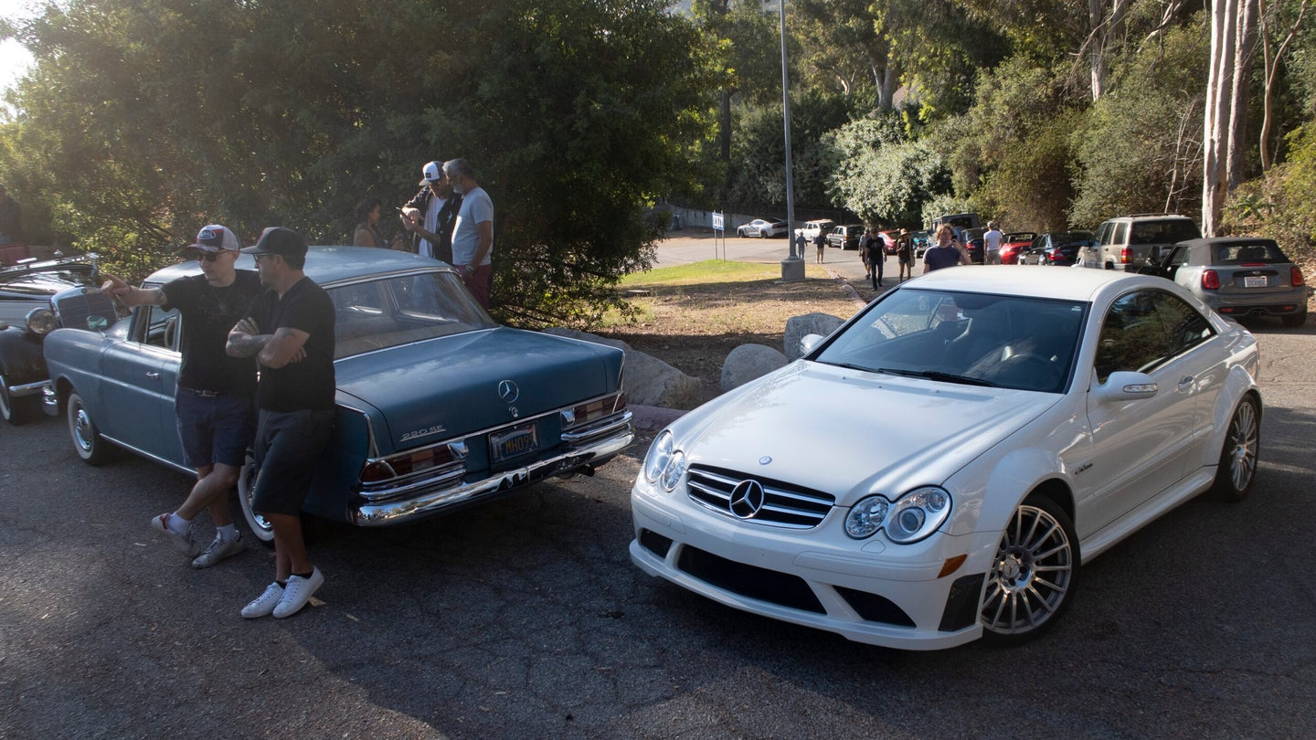 It's Amazing How Well the Mercedes CLK Black Series Still Stands Out After 14 Years