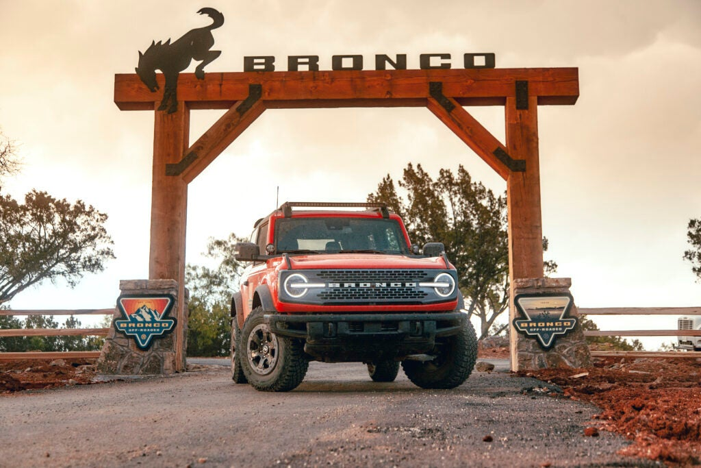The First 2021 Ford Bronco Reviews Are In; We've Rounded Up the Best for You Here