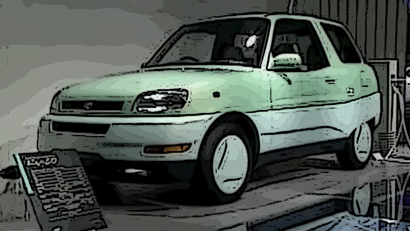 TestDriveJunkie Is a Goldmine of Old Car Reviews and Pictures That I Thought Were Lost to Time