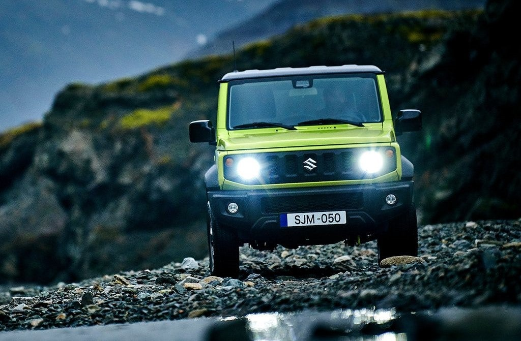 It Pains Me To Say It, But Stop Yearning For the Suzuki Jimny