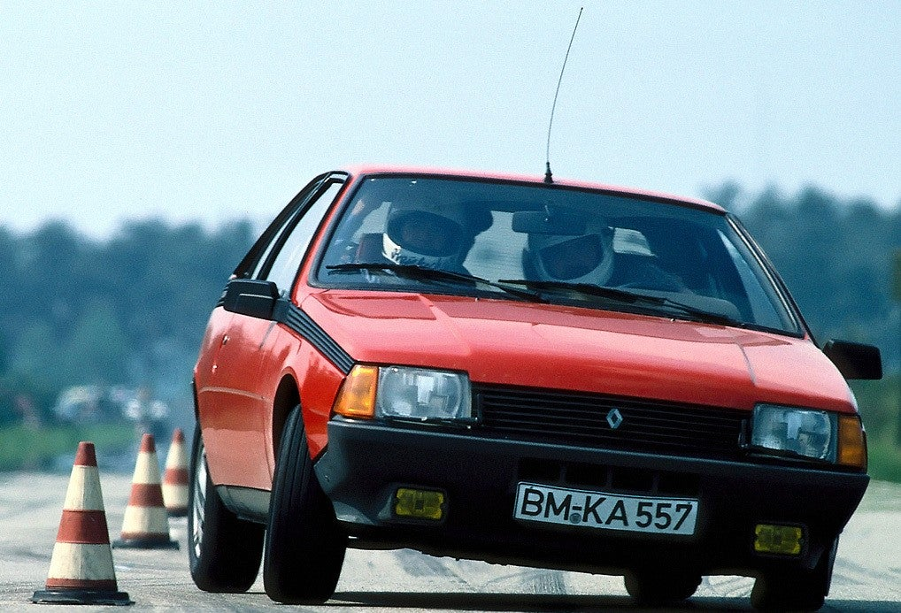 The Renault Fuego Would Be Fire at Radwood
