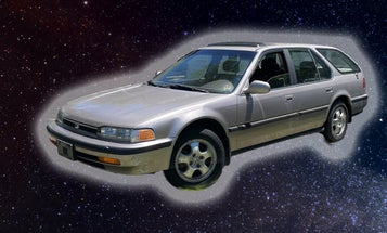 I Scored a Classic Honda Accord With the Holy Trinity of Attributes: Brown, Manual, Wagon