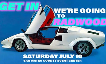 About 500 '80s and '90s Cars Will Be at Radwood NorCal This Weekend (and We're Going Too!)