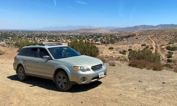 I Almost Had to Re-Install My Subaru Outback's Engine Twice