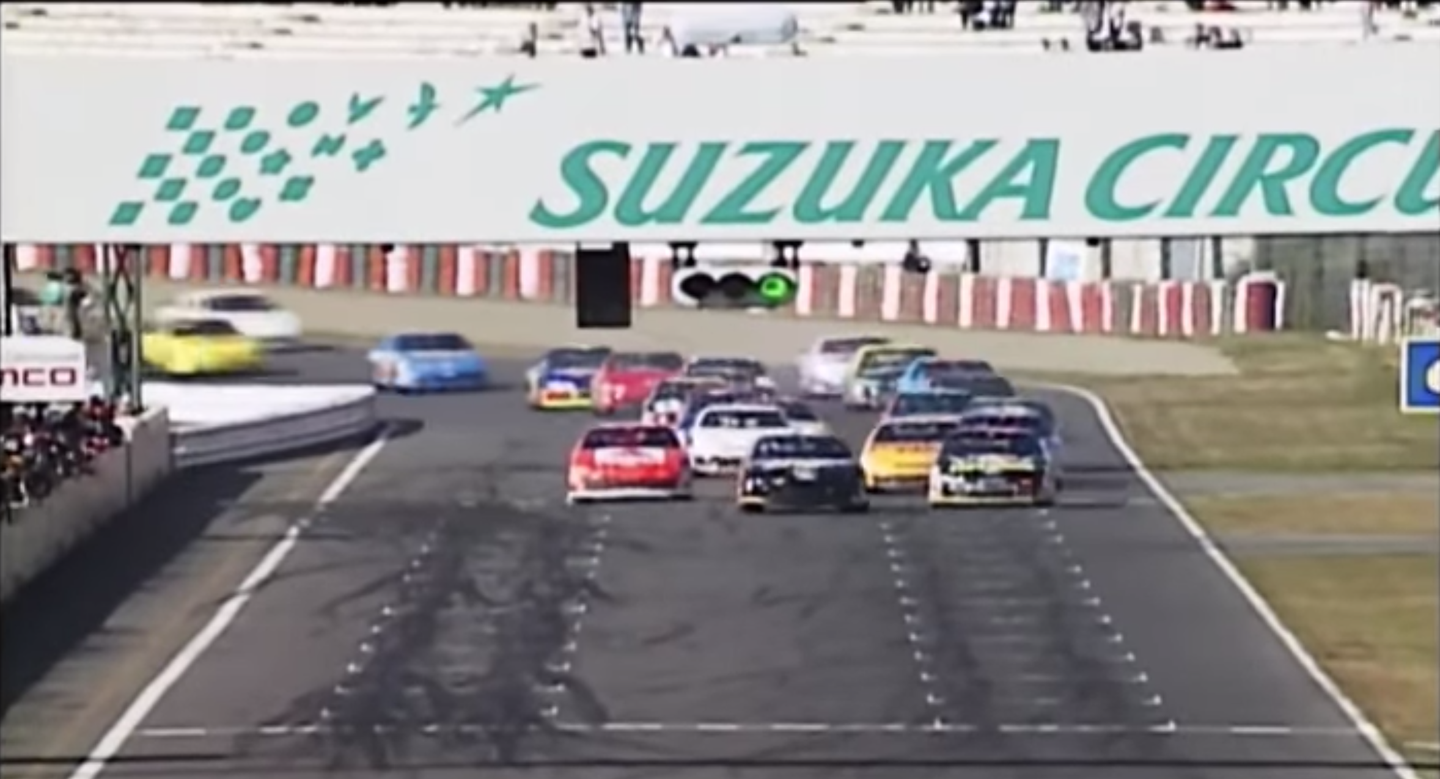Remember When NASCAR Went to Japan and Raced at Suzuka? Yeah, That Happened