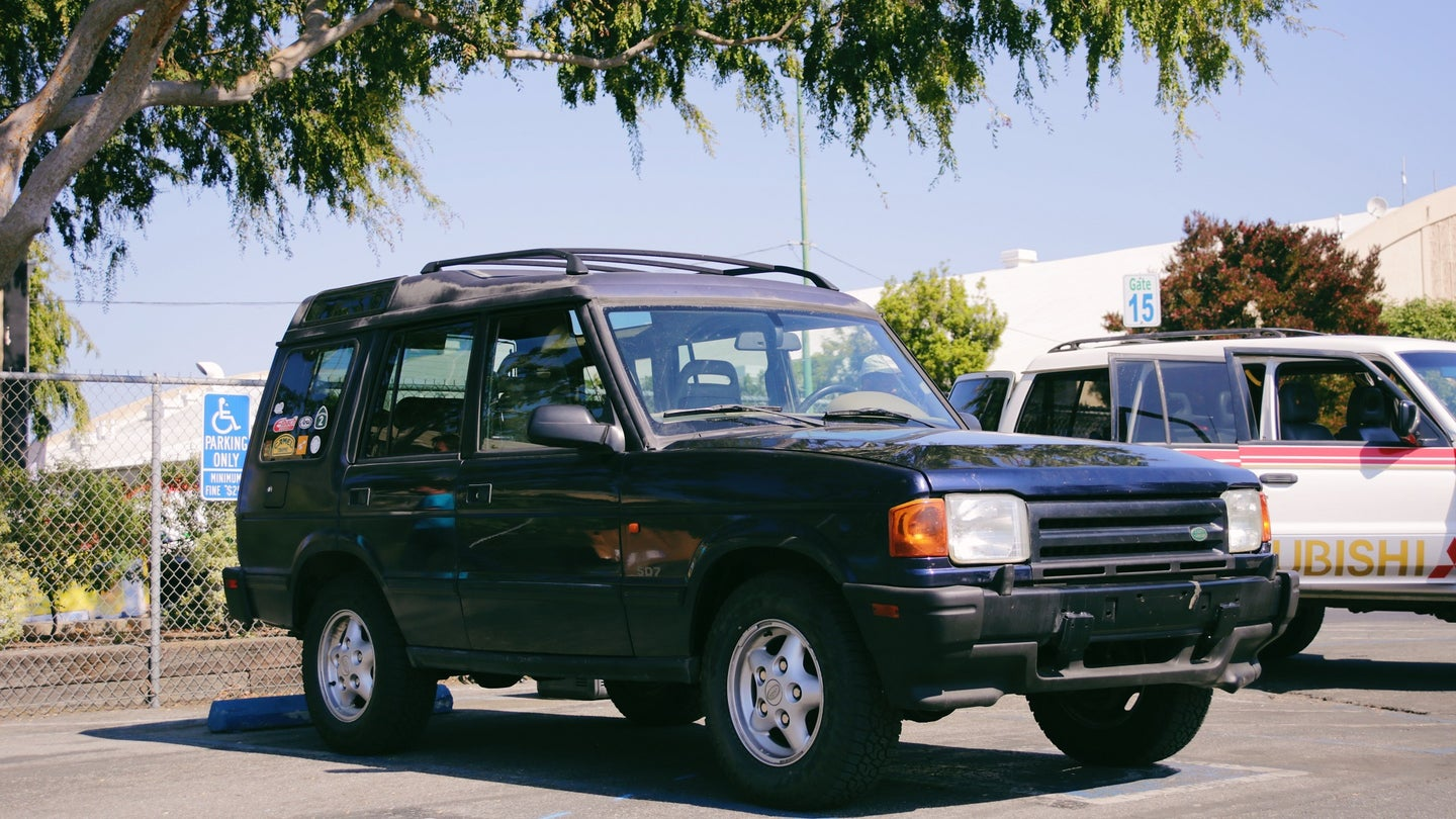 I Found Simple Ways To Make My Old Land Rover Discovery Look Even Cooler