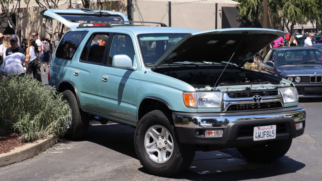 These Pristine Old 4Runners Tell Me You Californians Don't Know How Good You've Got It