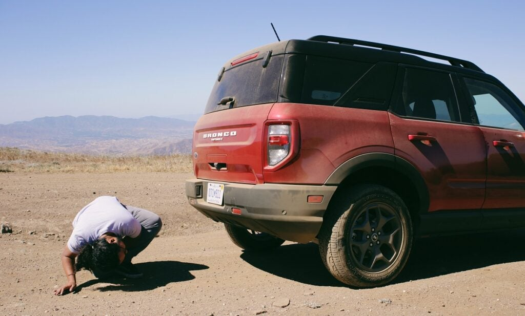 The Ford Bronco Sport Actually Impressed Me Off-Road