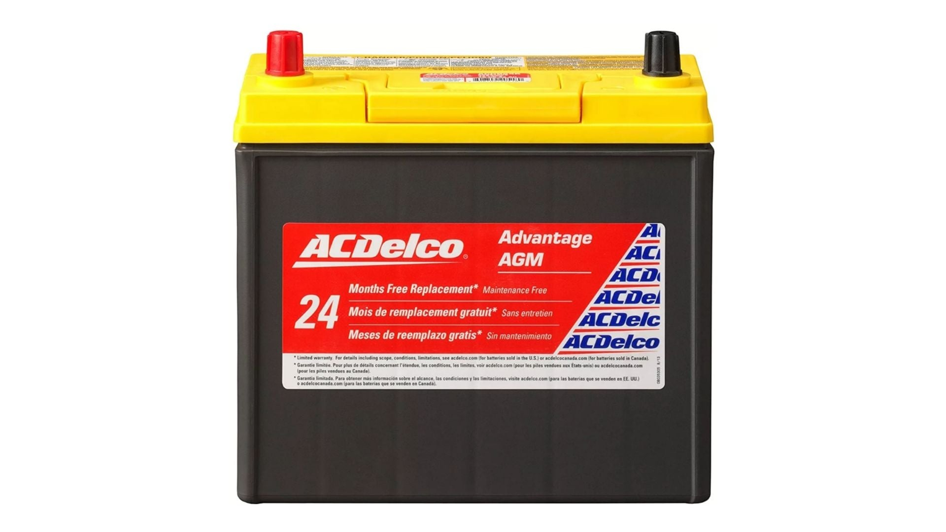 ACDelco Gold Hybrid Vehicle Battery
