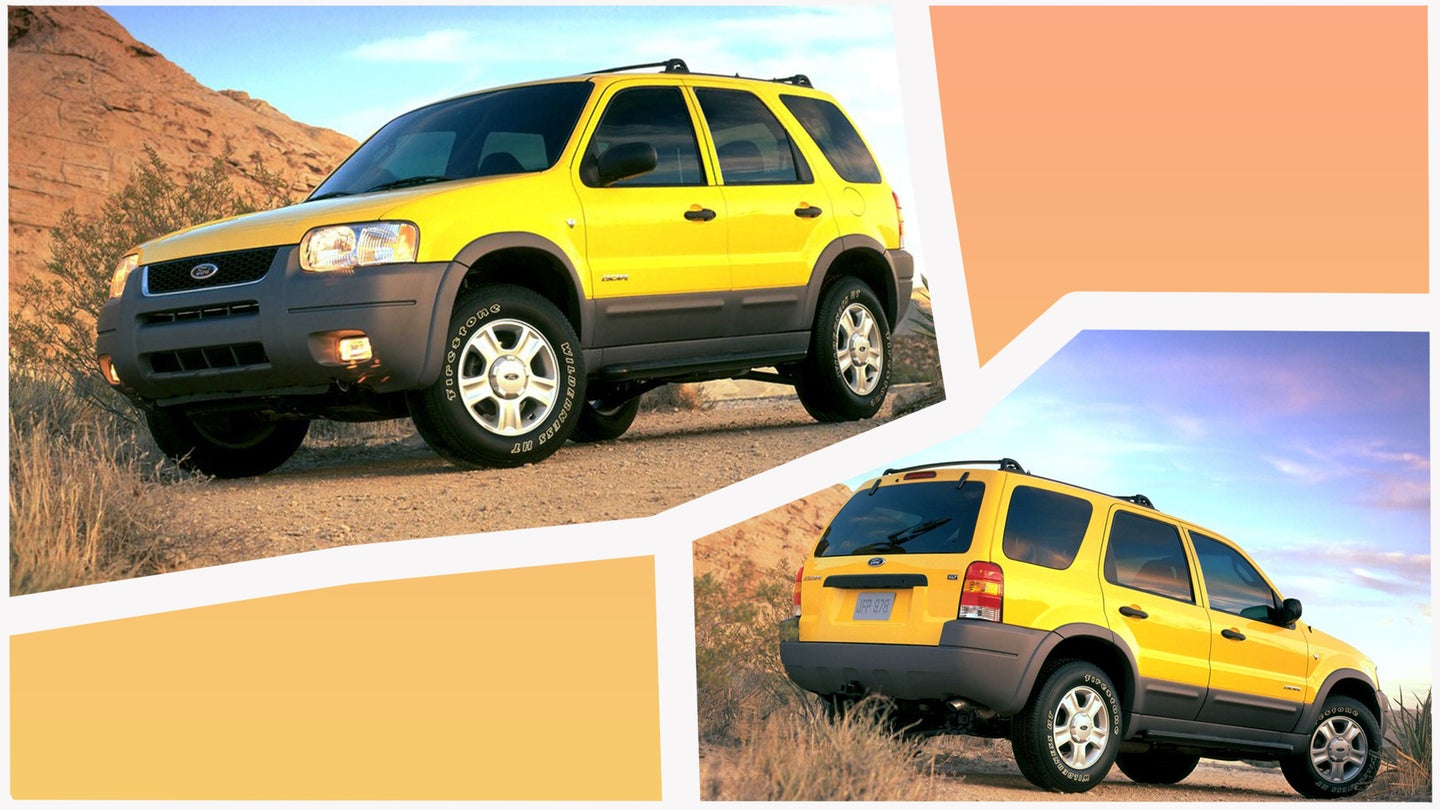 Cheap Off-Roader Potential: The First-Gen Ford Escape XLT