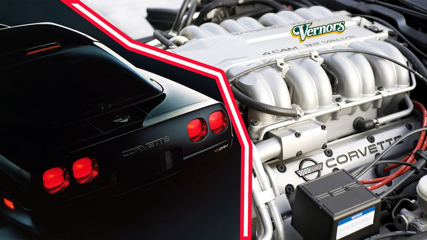 Boat Engine Outfit Mercury Has Been Making Motors for Chevys a Lot Longer Than You Might Think