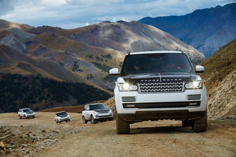 This Mini Movie From A 1990 Range Rover Expedition Captures Rad-Era Overlanding
