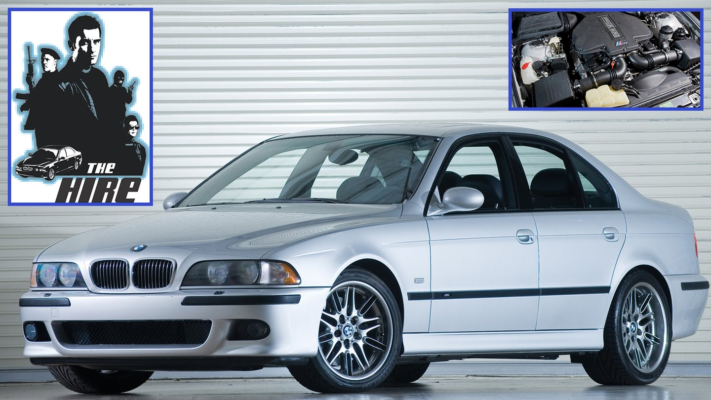 BMW Films' 'The Hire' Series Was the Peak of Performance Car Marketing