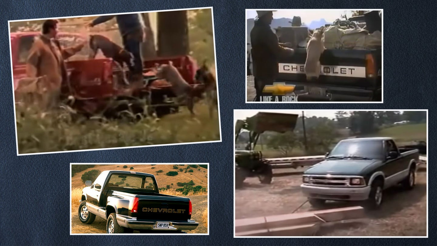 Finally: 22 Years of Chevy 'Like a Rock' Commercials in One Epic Compilation