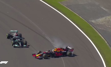 Lewis Hamilton and Max Verstappen's Controversial Crash Was a Racing Incident — That's All
