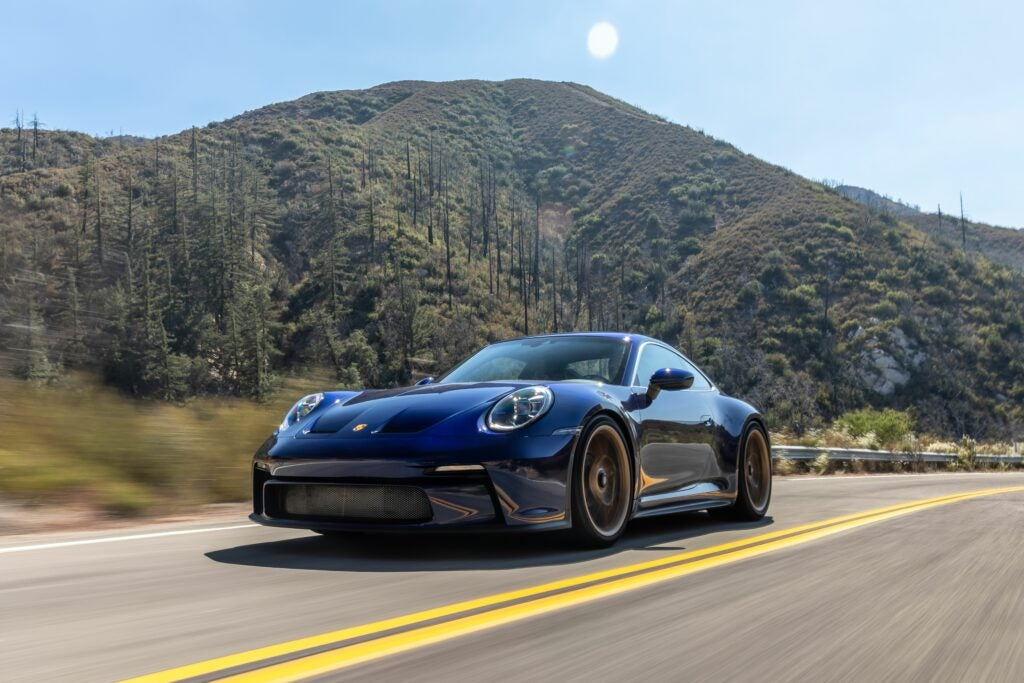 The 2022 Porsche 911 GT3 Touring Manual Transmission Driving Experience: An Expert Review Compilation