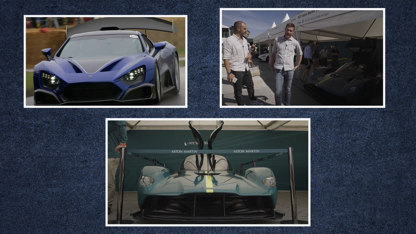Let 'Smith and Sniff' Teach You More About the Confusing World of New Supercars