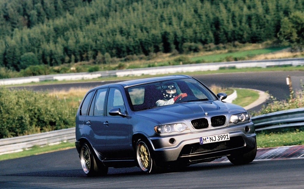 The BMW X5 and a Le Mans-Winning Race Car Have More in Common Than You'd Think