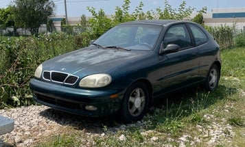 I Spent $800 on a Daewoo Lanos and It's Going Racing if I Can Fix It