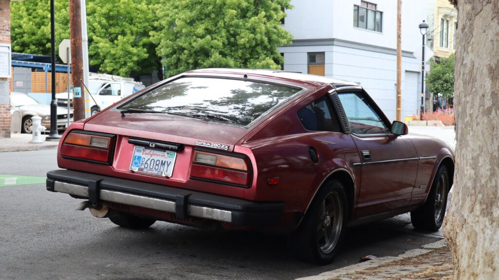 This 280ZX Is a Great Segue to Explaining Why I Don't Live in the Bay Area