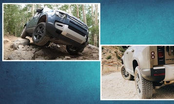 Adventures in Off-Road Recovery: Rescuing a New Land Rover Defender, But Not Due to Capability