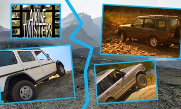 This YouTube Channel Will Teach You How To Off-Road An Older 4×4