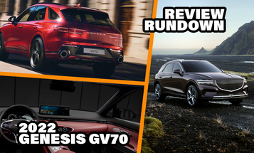 2022 Genesis GV70: First Reviews Are In and People Seem Pleased With It