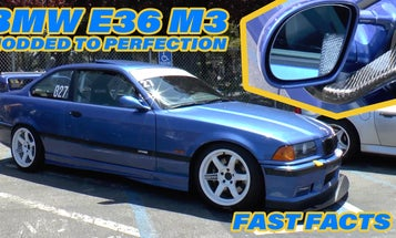 This E36 BMW M3 Is a Classic Example of Clean Car Modding