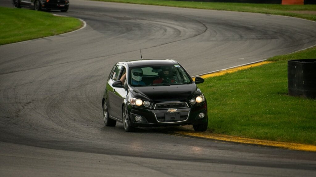 My Old 200,000-Mile Chevy Sonic Got a Second Life as a Track Toy