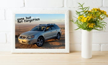 I Lost Money on My Subaru Outback, but Mostly I'm Just Glad It's Out of My Life