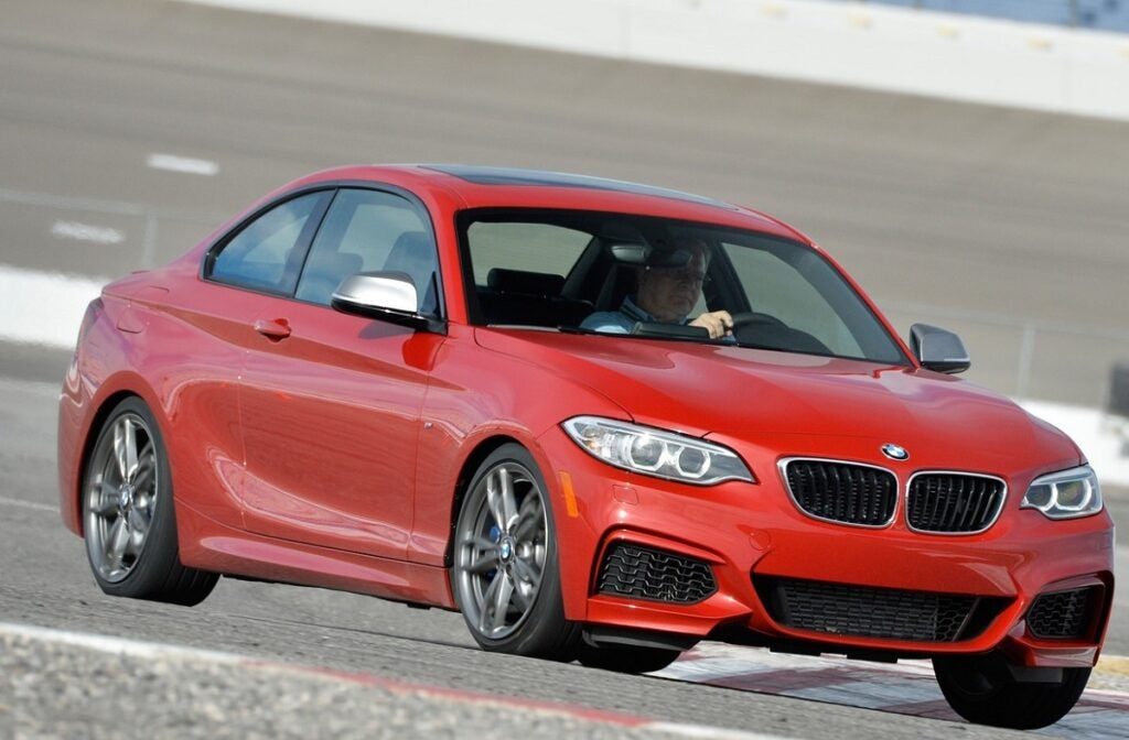 When BMW 135i Prices Look Too High You Might Find an M235i Is a Better Buy