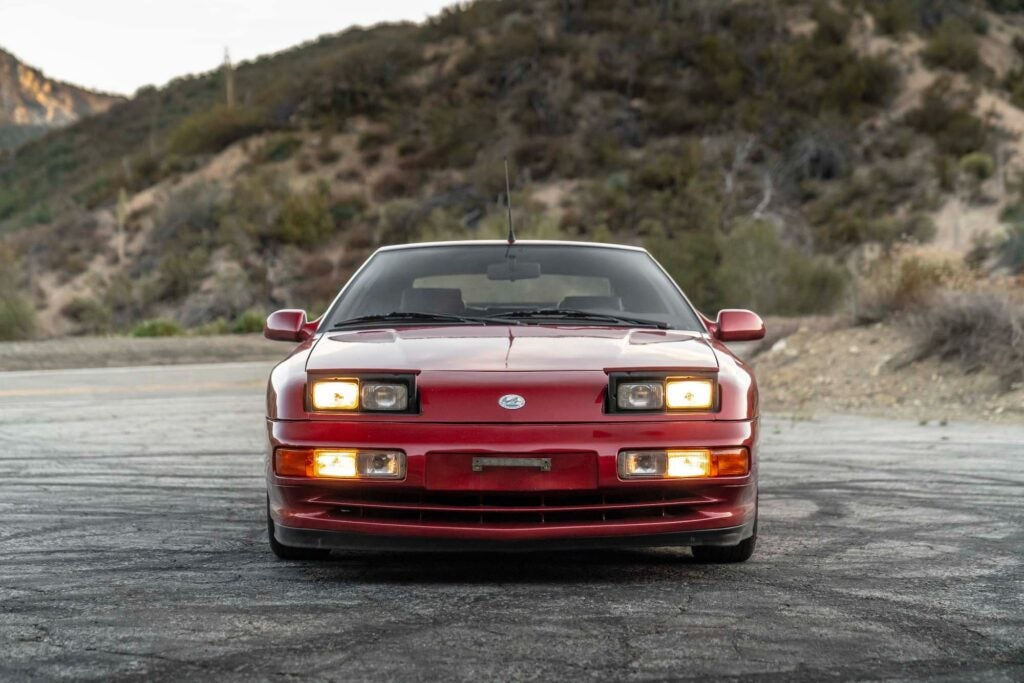 If Nissan Made the BMW 8 Series in the '80s It Might Have Looked Like This